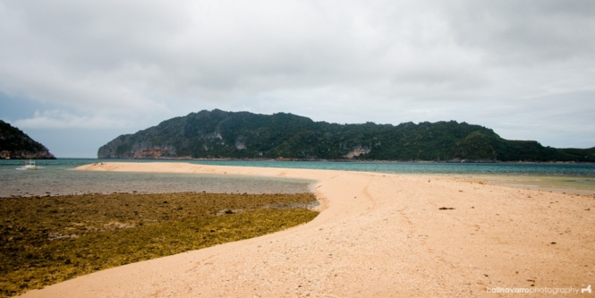 Bantigue sand bar in Gigantes islands