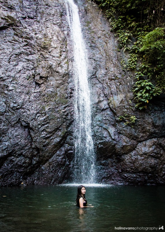 Bugtong Bato Falls, Antique