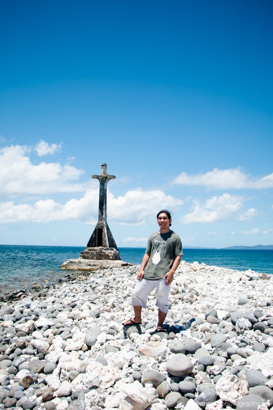 Lighthouse in Matnog, Sorsogon