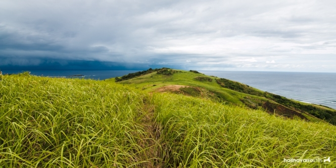 Trail to Palumbanes Lighthouse, Catanduanes