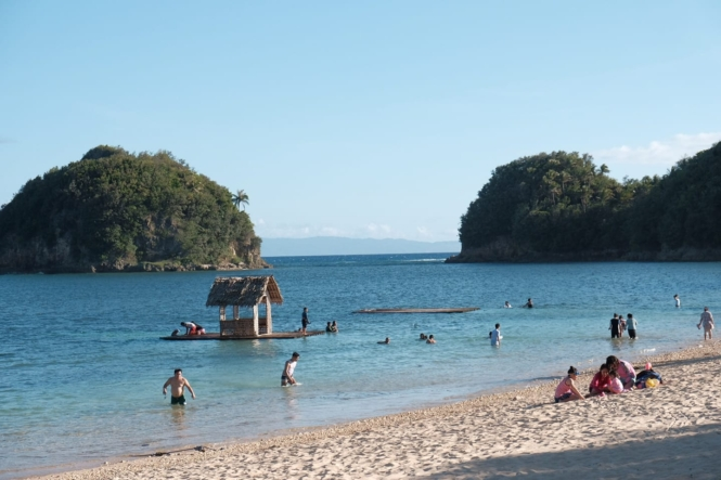 Twin Rock Beach Resort in Virac, Catanduanes