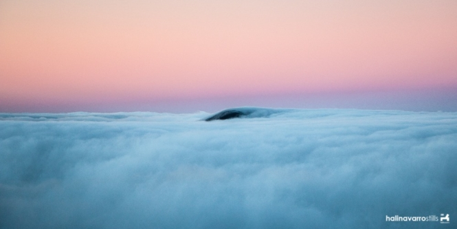 Mount Pulag sea of clouds
