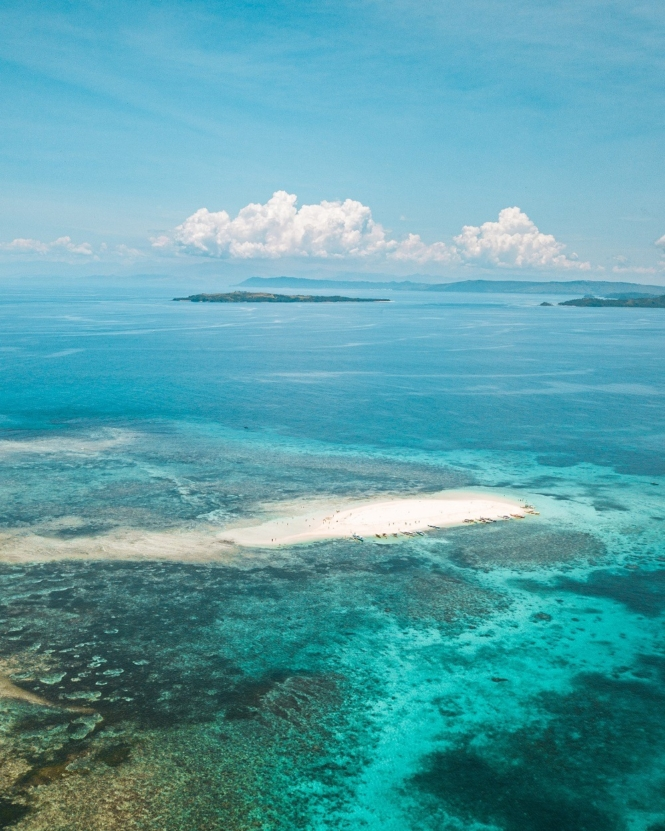 Naked Island in Siargao