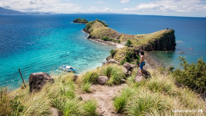 Other side of Sambawan Island, Biliran