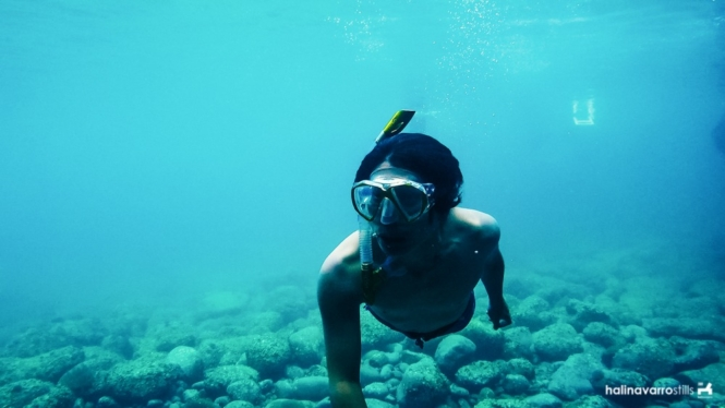 Freediving in Biliran