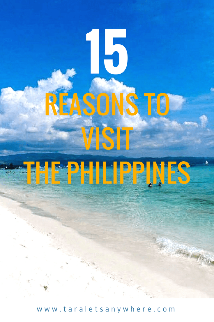 15 Reasons to visit the Philippines | southeast Asia travel
