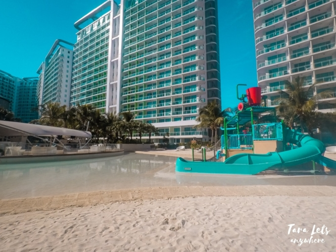 Playground in Azure Urban Resort Residences