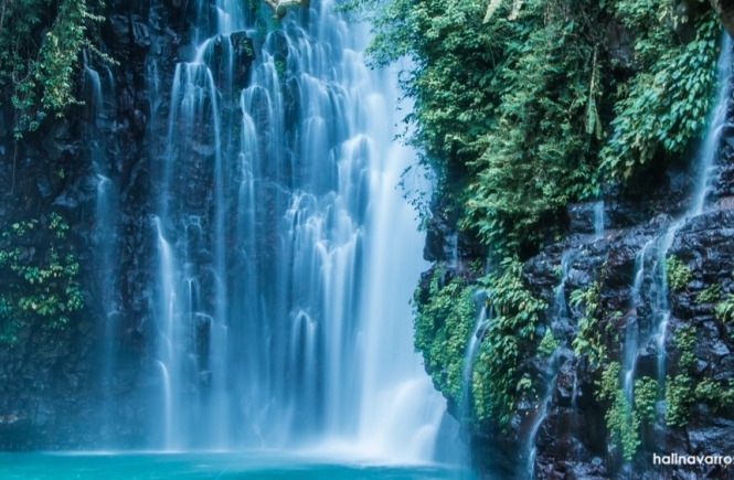 Tinago Falls in Lanao del Norte - one of the most beautiful waterfalls in the Philippines   Best waterfalls in the Philippines