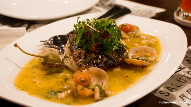 Francesco's Kitchen grouper