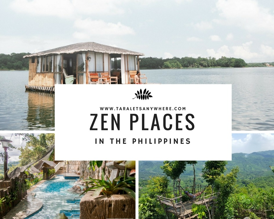 Zen places in the Philippines