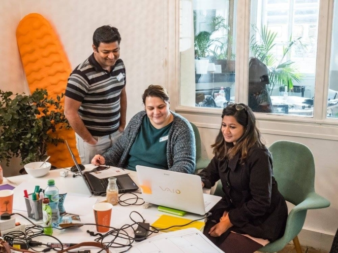 Tips for moving abroad: hackathon