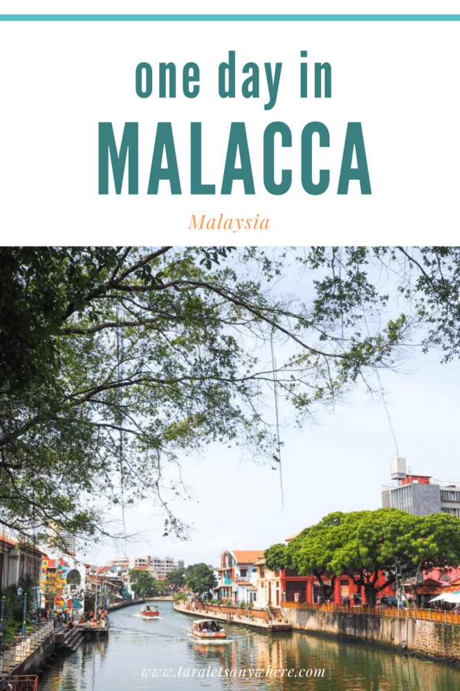 One day in Malacca