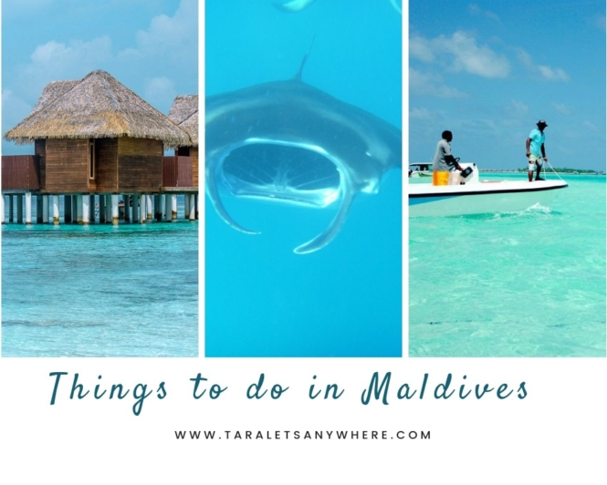 Best things to do in Maldives | Things you shouldn't miss in Maldives | Best activities in Maldives