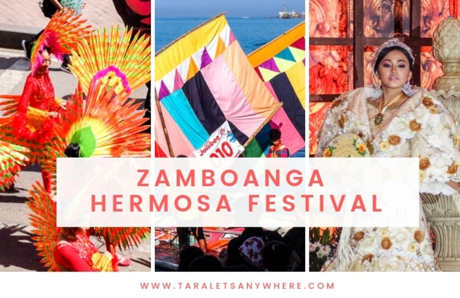 Highlights and colors of the Zamboanga Hermosa Festival 2018 - Tara