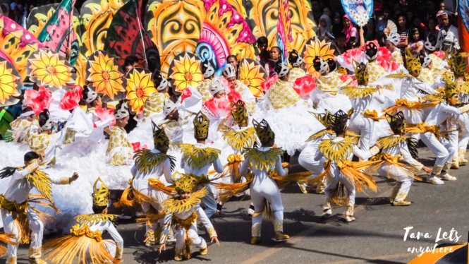 Highlights and colors of the Zamboanga Hermosa Festival 2018