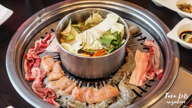 All4U grill and shabu-shabu
