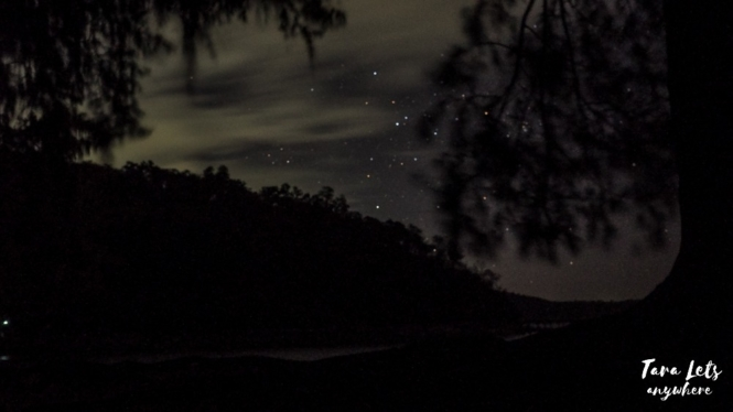 Stargazing in Bituin Cove, Batangas