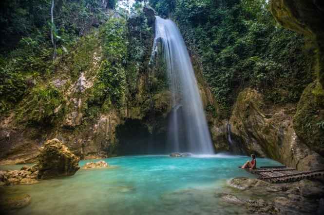 Adventures in the Philippines - chasing waterfalls in Cebu