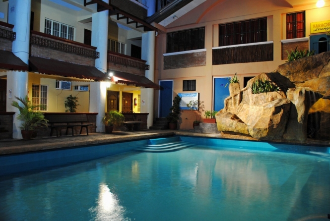 Best hot spring resorts in Laguna - Rockpoint Hotspring Resort