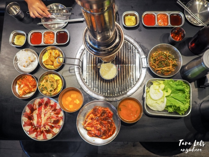 Samgyupsalamat Korean Restaurant review