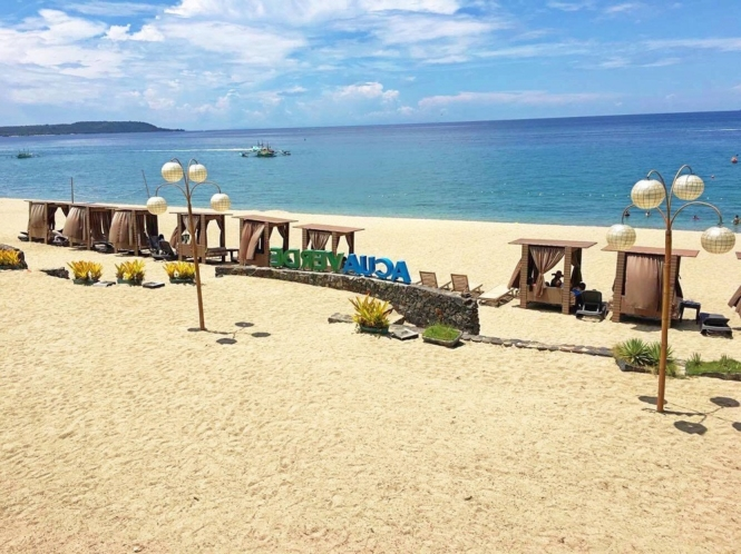 Best beach resorts in Batangas - Acuaverde Beach Resort