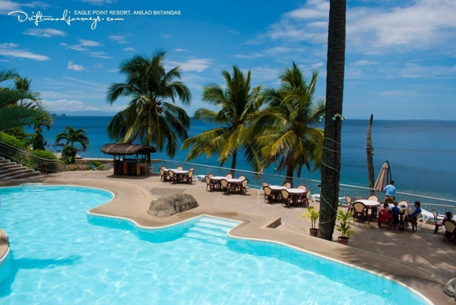 Best resorts in Batangas - Eagle Point Resort