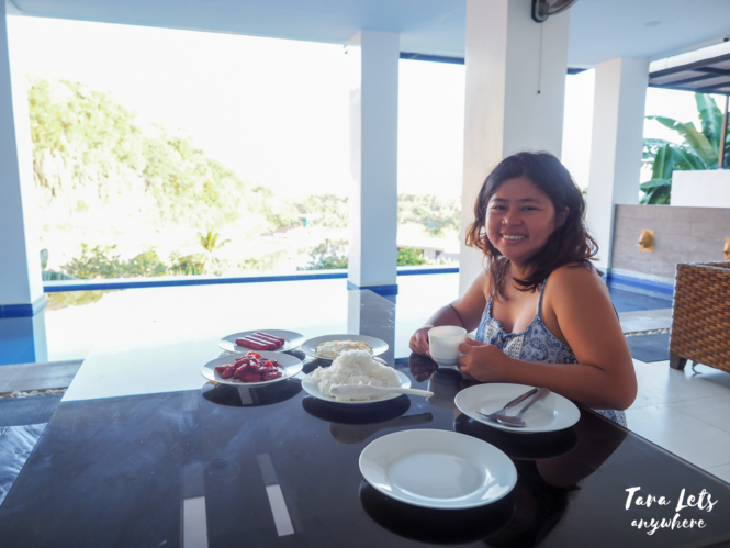 Breakfast at The Cliffhouse Laguna
