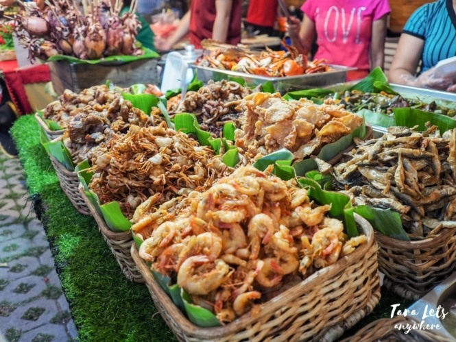 Greenfield Weekend Market - seafood stall