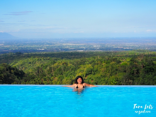Infinity Pool in Sinagtala Resort, Bataan