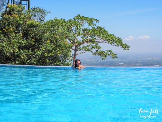 Sky Pool in Sinagtala Resort, Bataan