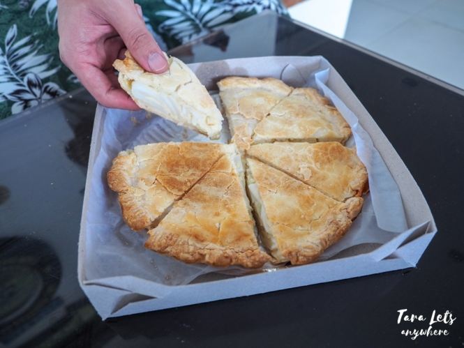 The Original buko pie