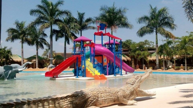 Best resorts in Bulacan - Cool Waves Ranch and Waterpark