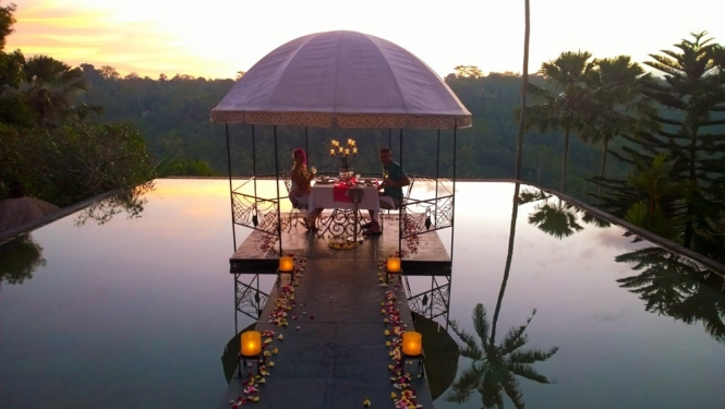 Best restaurants in Bali - La View Restaurant