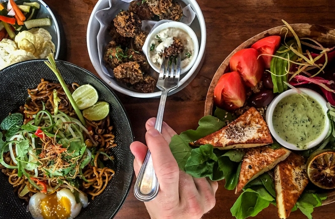 Best restaurants in Bali - Shady Shack