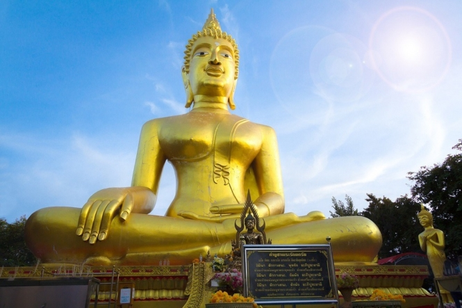 Top things to do in Pattaya - see Big Buddha Hill