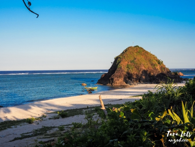 Diago Beach in Dumagat Village, Palanan, Isabela