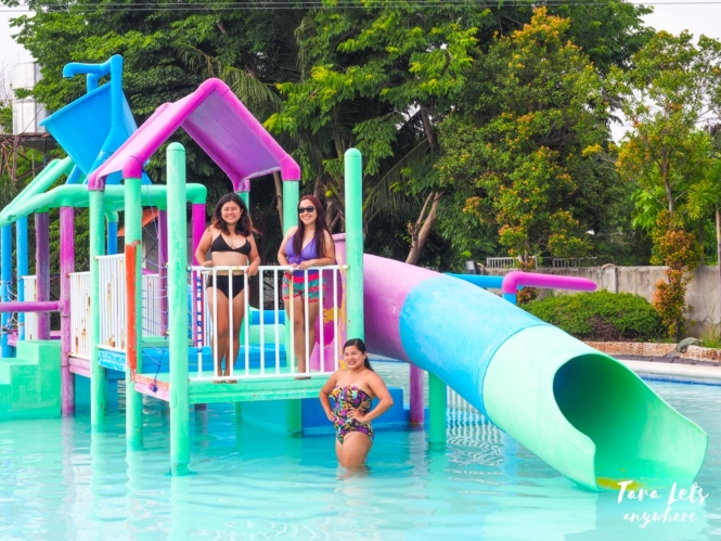 Crystal Waves Resort - kiddie pool