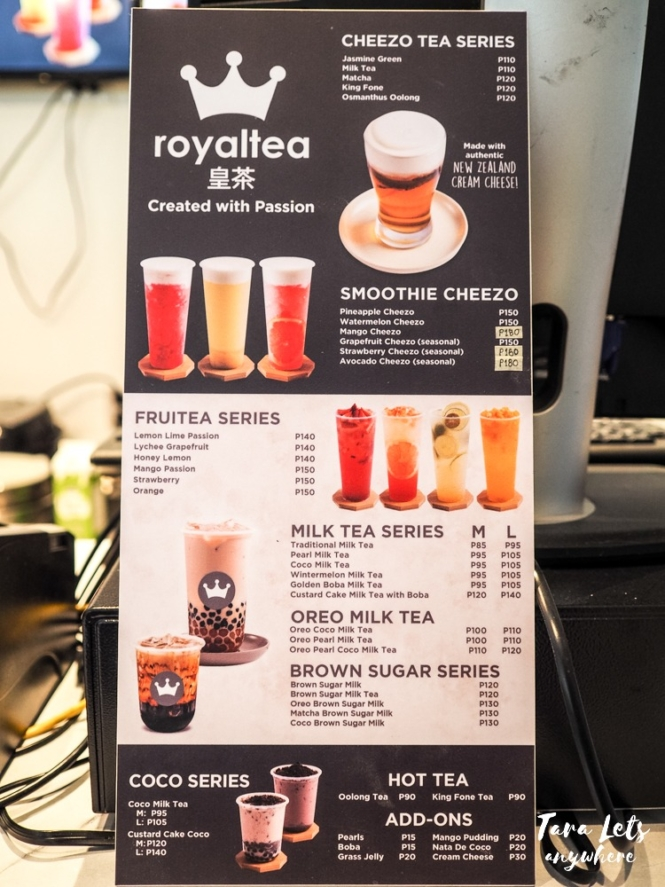 RoyalTea: Our new favorite milk tea with New Zealand cheese
