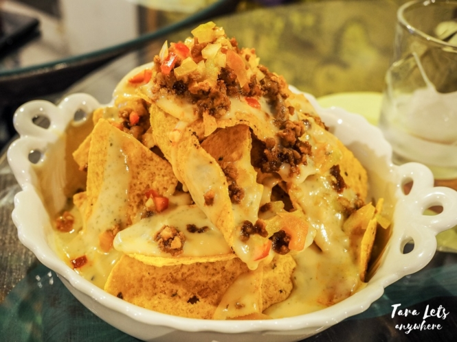 Ishiaya Grey's Cafe - nachos