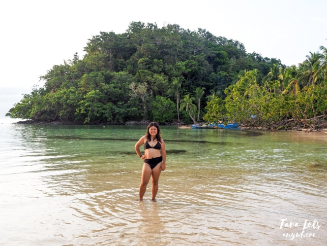 Honeymoon Island, Divilacan, Isabela