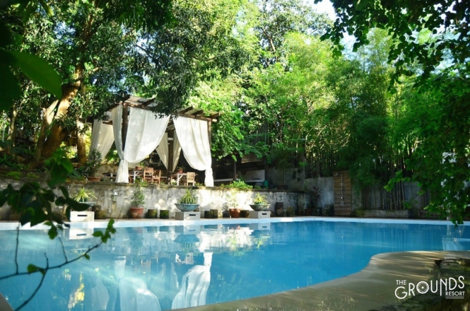 Private resorts in Antipolo - The Grounds Resort