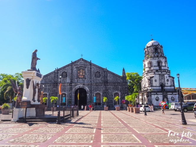 Tabaco Church in Tabaco City, Albay