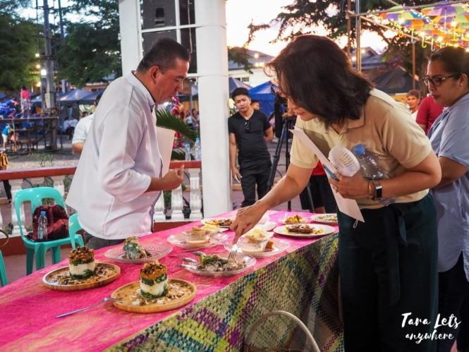 Tabak Festival cooking competition