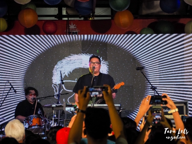 Tabak Festival concert - Itchyworms