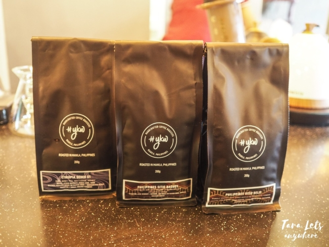 Alch3mist Coffee Shop - filter coffee packs