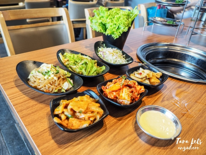 Fantastic Chef Malate - side dishes