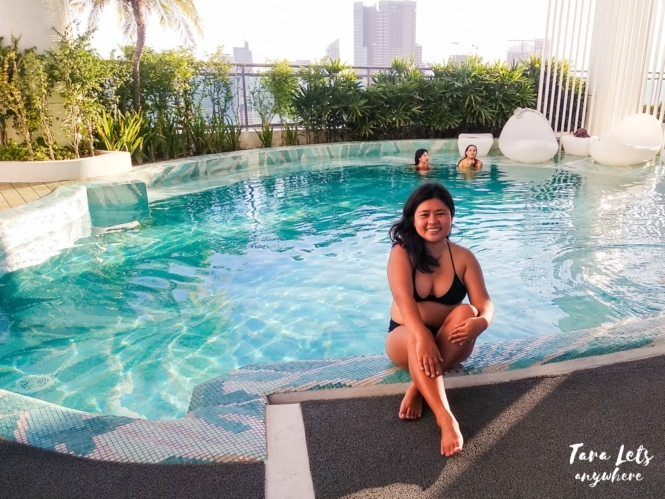 Staycation at Acqua Residences