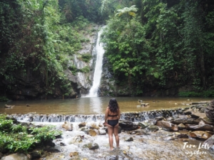 Visit Pamuayan Falls - one of the things to do in Port Barton