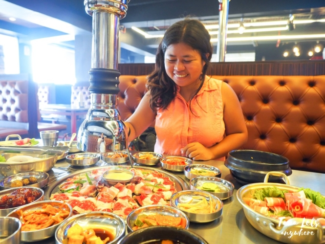 Kat in Premier The Samgyupsal
