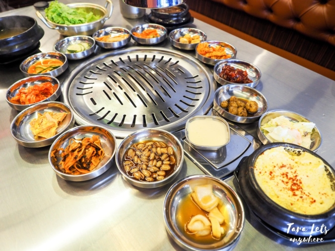 Premier The Samgyupsal - side dishes